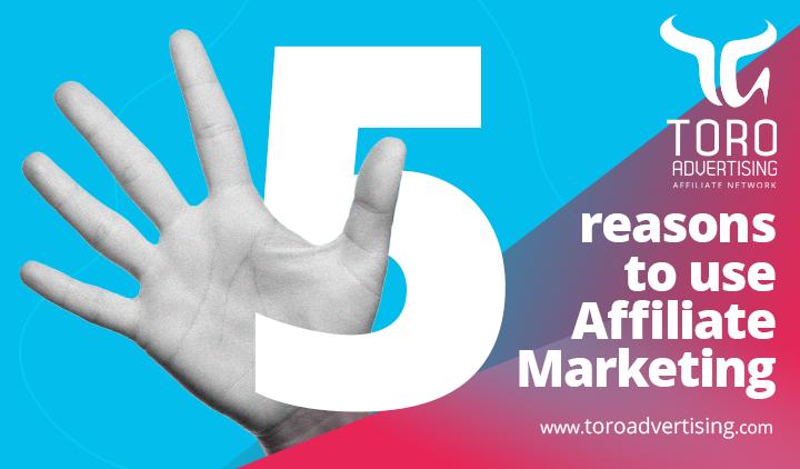 t reasons affiliate marketing