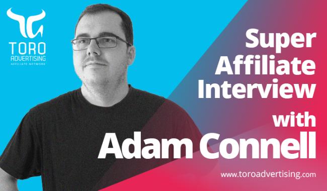 Adam Connell interview