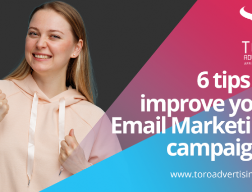 6 tips to improve your email marketing campaigns