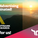 TORO Advertising is nominated for Affbank awards